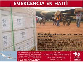 farmamundi en haiti